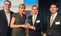 Predanie ceny RWE Supplier Award